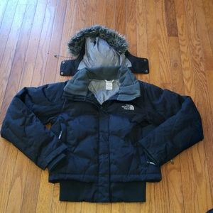 The North Face Down 600 Coat Wmns Size Small